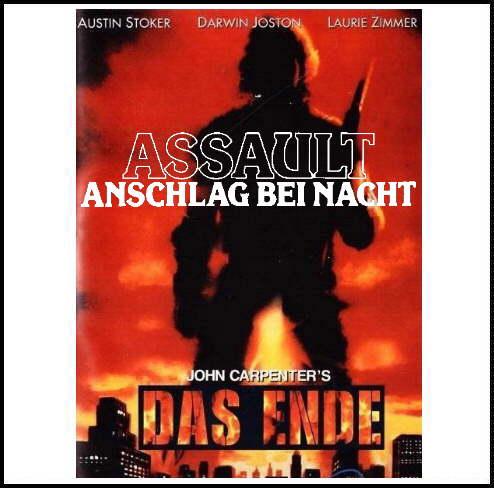 Assault Anschlag Bei Nacht