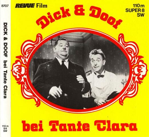 Super 8 Film Dick Und Doof Bei Tante Clara Film & Bildprojektion Technik & Photographica