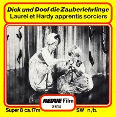 Filme & Dvds Zelluloid Super 8 Film Dick Und Doof Bei Tante Clara